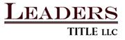 Leaders Title